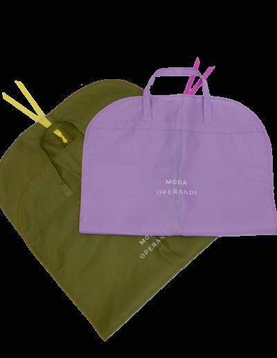 Custom Printing and Packaging - Garment Bags