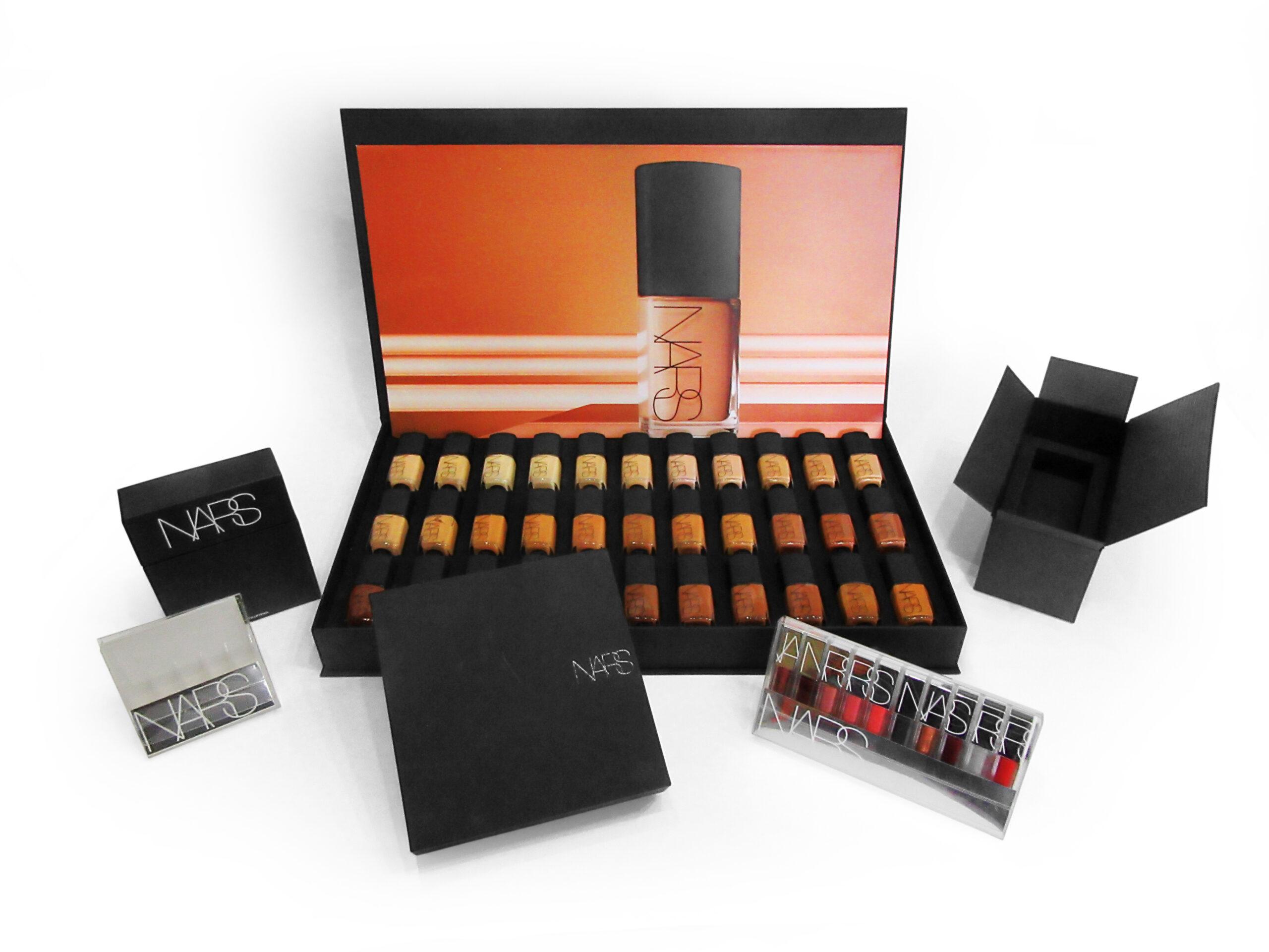 NARS Cosmetics - Custom Packaging and Design