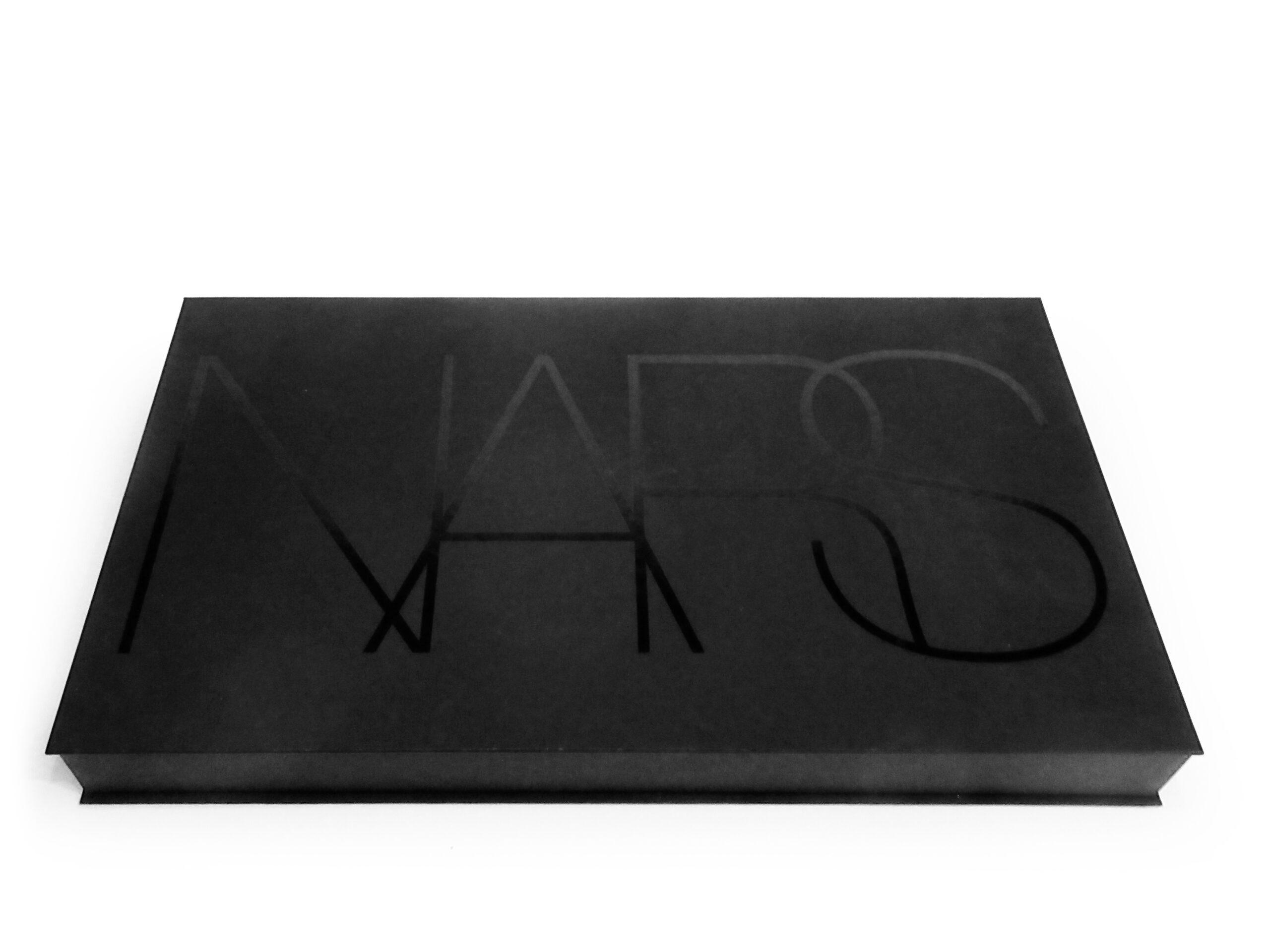 NARS Sheer Glow Custom Packaging Box Design and Printing
