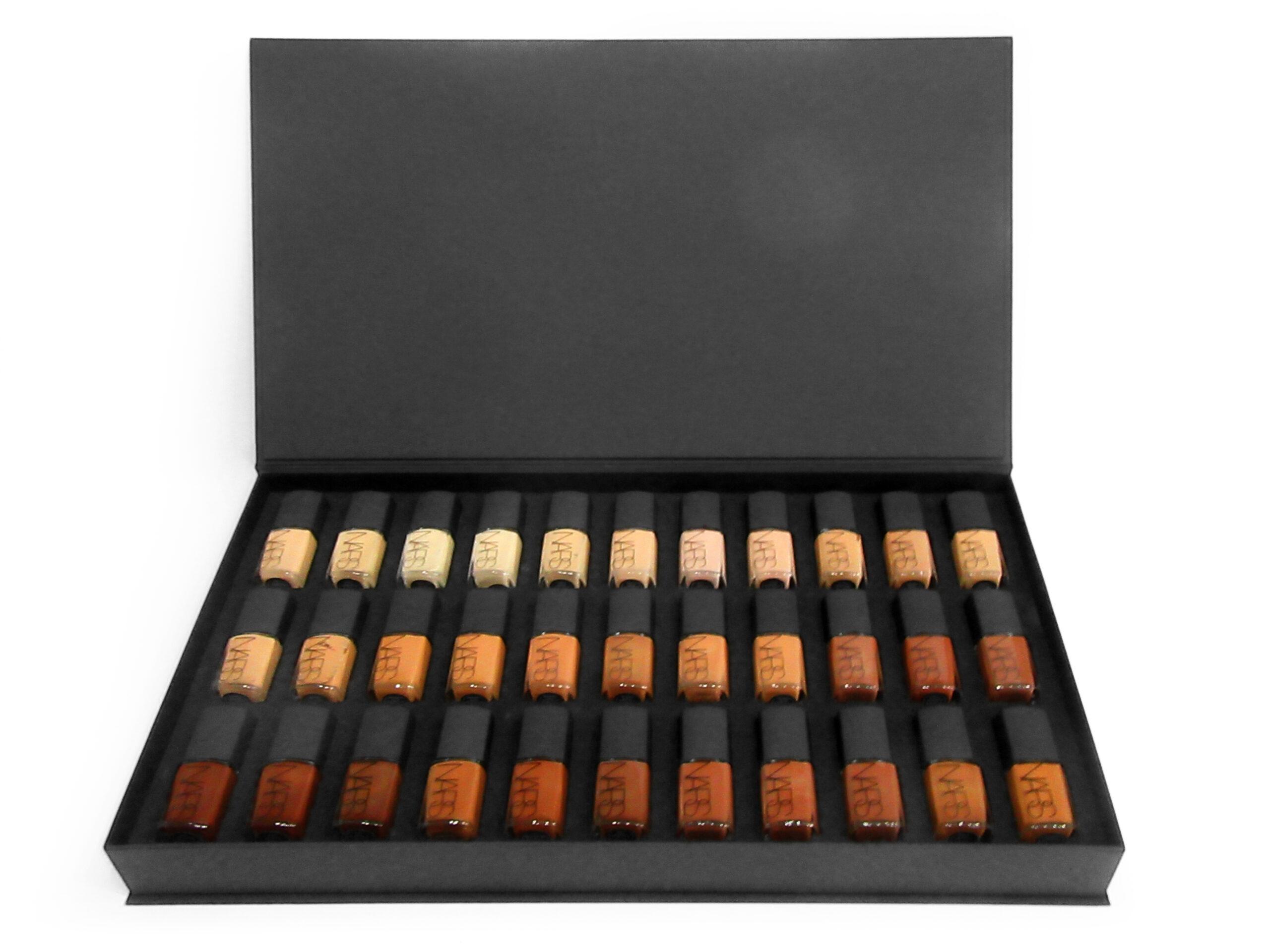 NARS Cosmetics - Custom Packaging Design