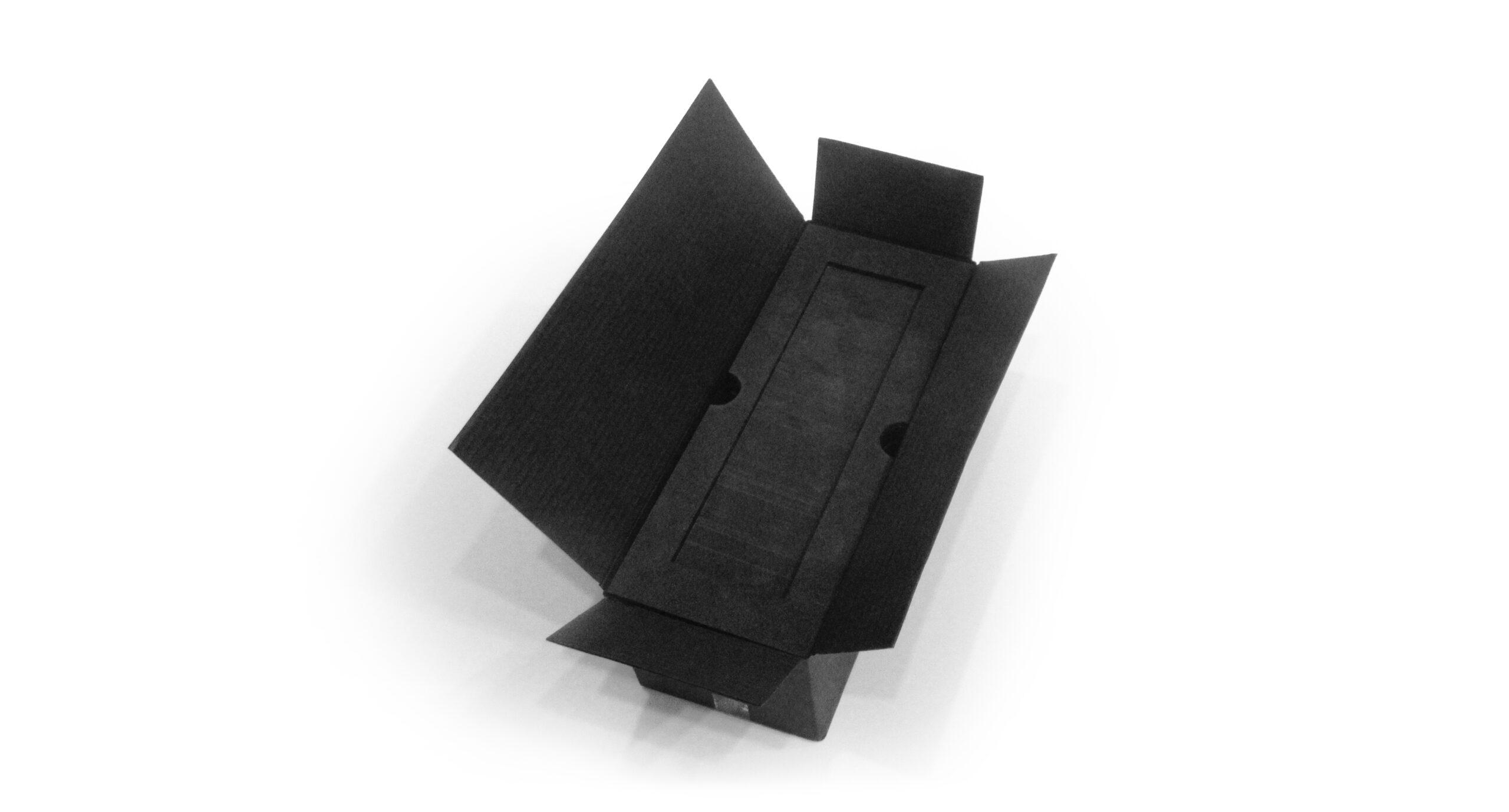 Custom packaging prototype - dummy - comp