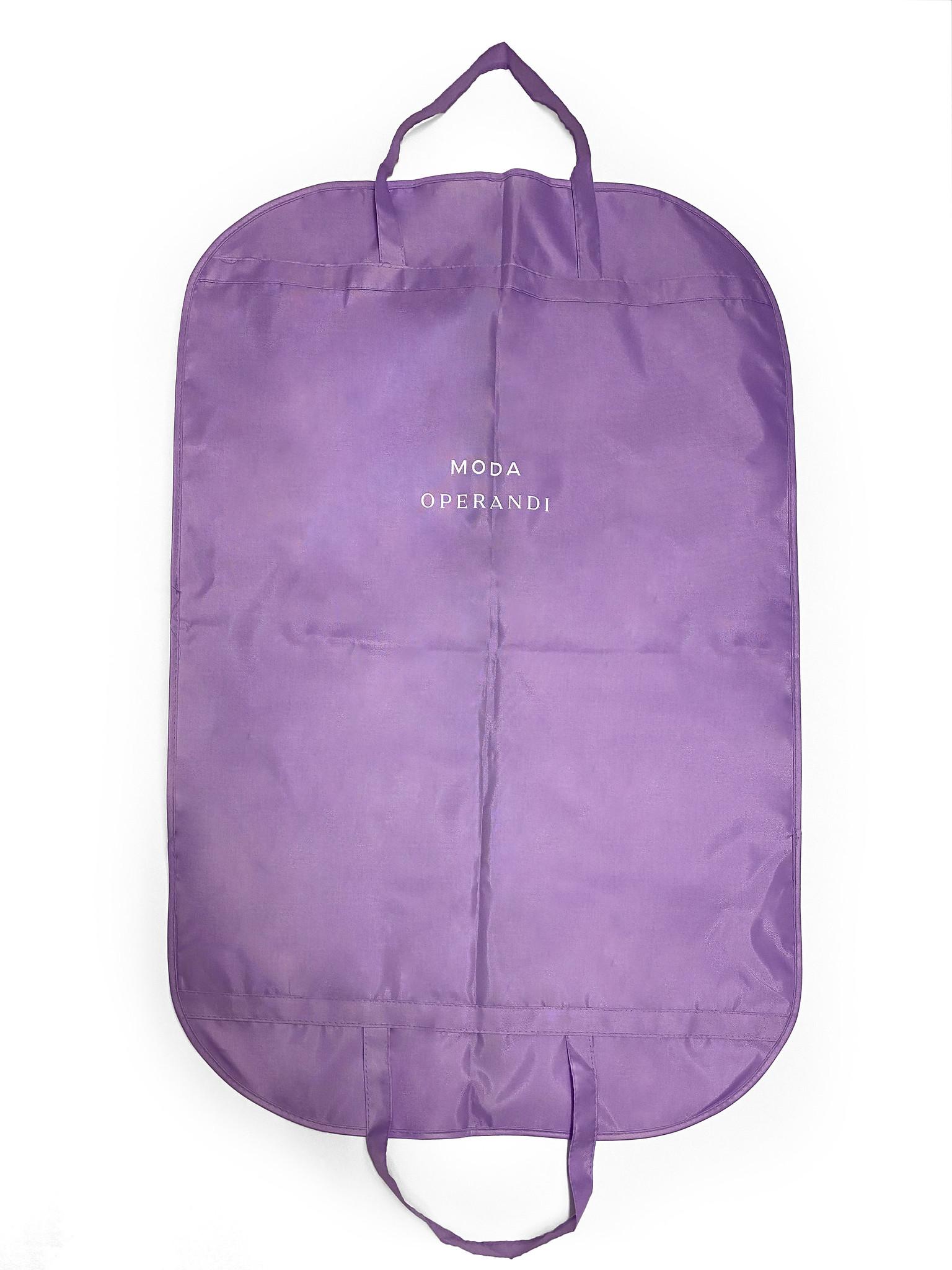 Custom Printed Garment Bags & Retail Packaging: Moda Operandi